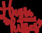 Hugs and Kisses SVG Cut File