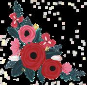 Floral Bunch SVG Cut File