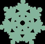 Snowflake #9 SVG Cut File