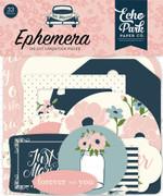 Just Married Ephemera