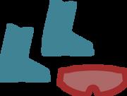 Ski Masks and Boots SVG Cut File
