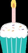 Cupcake #2 SVG Cut File