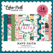 Have Faith Paper Pack #2