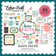 Have Faith Element Pack #3