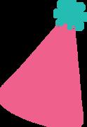 Party Hat SVG Cut File