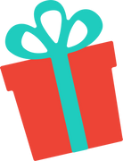 Present SVG Cut File