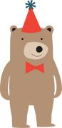 Bear #2 SVG Cut File