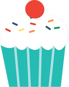 Cupcake #4 SVG Cut File