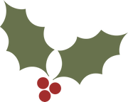 Holly Berries SVG Cut File