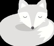 Fox SVG Cut File