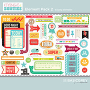 Bow Ties Element Pack 2