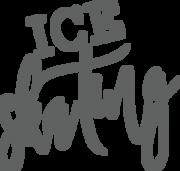 Ice Skating SVG Cut File