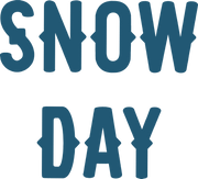 Snow Day SVG Cut File