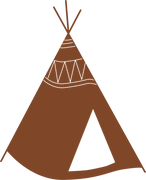 Tipi SVG Cut File