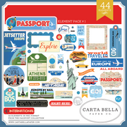 Passport Element Pack #1