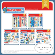 Passport Mega Collection