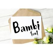 Bambi Font