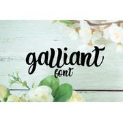 Galliant Font