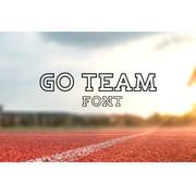 Go Team Font