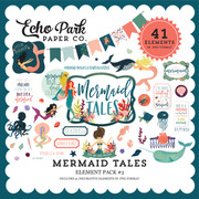 Mermaid Tales Element Pack #2