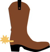Cowboy Boot SVG Cut File