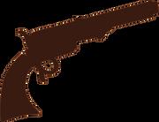 Gun SVG Cut File