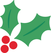 Holly Berries #2 SVG Cut File