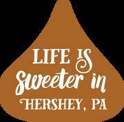 Hershey, Pennsylvania SVG Cut File