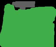 Oregon SVG Cut File