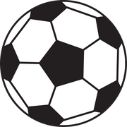 Soccer Ball #2 SVG Cut File