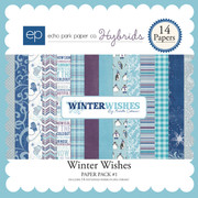 Winter Wishes Paper Pack #1