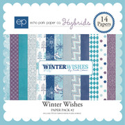 Winter Wishes Paper Pack #2