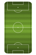 Soccer Field SVG Cut File