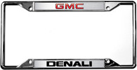 GMC Denali License Plate Frame - 6605DL
