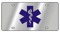 EMT License Plate - 1970-1