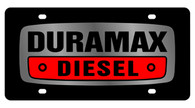 Chevrolet Duramax License Plate - 2309-1