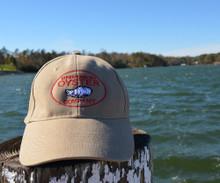 Stone Twill Logo Hat