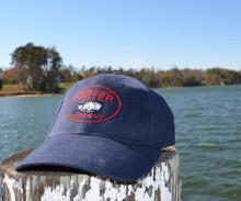 Navy Twill Logo Hat