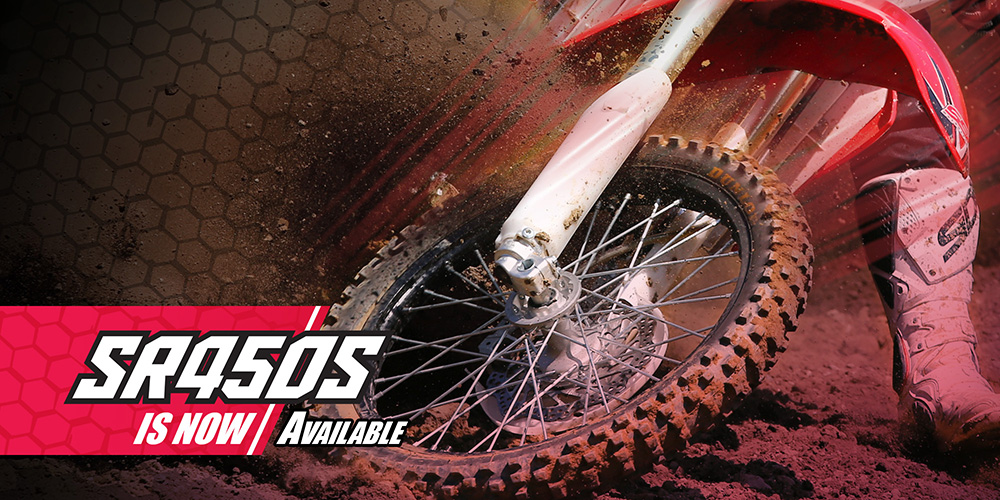 SSR SR450S now available