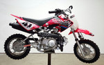 Orion 21A-50cc Automatic Pit Bike - FREE SHIPPING & 1 YR WARRANTY