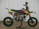 Orion X5R-125cc Rockstar Energy Supercross Edition Pit Bike