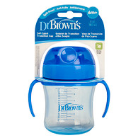 Dr Brown's Soft Spout Spill Proof Transition Cup 180ml