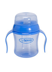 Dr. Brown's 180ml Training Cup Soft Spout Blue