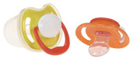 Dummie Twin Pack Dummy Yellow and Orange