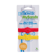 Dr Brown's My Bands Label Bands