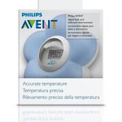 AVENT Room And Bath Thermometer Blue
