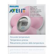 AVENT Room And Bath Thermometer Pink