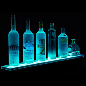 Standard LED Liquor Shelf