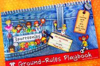 "Sporteenie Playbook~Say ""Thank You"""