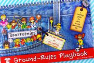 """Sporteenie Playbook~""""Wash Your Hands"""""""